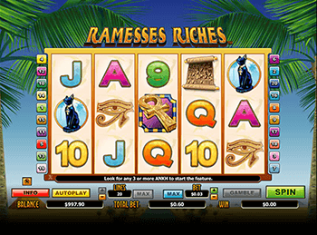 Ramesses Riches 4