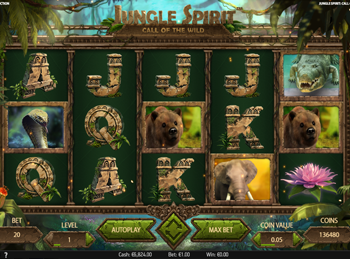 Jungle Spirit: Call Of The Wild 1