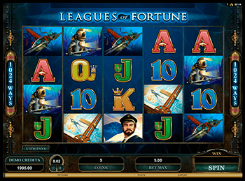 Leagues Of Fortune 2