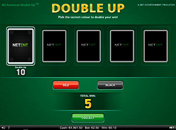 All American Double Up 1